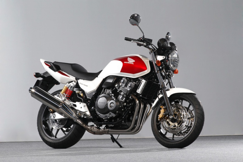 Honda CB super four #10